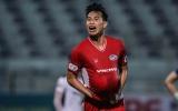 Việt Phong ghi bàn đưa Viettel lọt vào vòng 1/8 trong ngày thầy Park dự khán