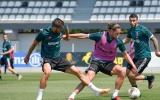 'Kẻ nổi loạn' trở lại Juventus, cố gắng gây ấn tượng với HLV Sarri