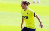 Messi vẫn tập riêng, dàn sao Barca trở nên căng thẳng