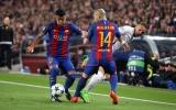 Cuộc lội ngược dòng vĩ đại giữa Barca và PSG ở một thế giới khác