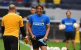 Hậu ồn ào ở Inter, Conte thi triển kỹ thuật khiến Lukaku trầm trồ