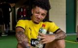 Bị bít đường đến Man United, Sancho phản ứng ra sao?