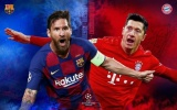 TRỰC TIẾP Barcelona - Bayern Munich