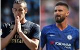 Từ Giroud đến Gareth Bale: 10 'hàng thừa' cực chất ở chợ Hè 2020
