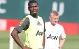 TRỰC TIẾP Man Utd - Palace: Pogba trở lại; Van de Beek dự bị