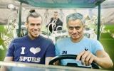 Cười té khói với loạt ảnh chế Bale về Tottenham