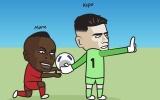 Cười té khói với loạt ảnh chế Liverpool đánh bại Chelsea
