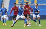 Hài hước: EPL nhận 'cú lừa' từ trọng tài ở trận Brighton - Man Utd