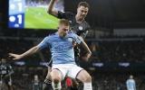 TRỰC TIẾP Man City - Leicester City: Trình làng 'số 9 ảo'