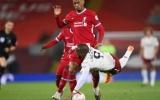 TRỰC TIẾP Liverpool 2-1 Arsenal (H1): Robertson lập công chuộc lỗi