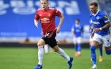 Van de Beek: 'Nếu không có cậu ấy, tỷ số trận đấu đã là 1-1'