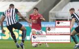 Daniel James đá 75 phút trận Newcastle, CĐV Man Utd nói ngay 1 điều