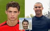 Cristiano Ronaldo và những kiểu tóc 'huyền thoại' đi vào lòng NHM