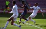TRỰC TIẾP Barcelona 1-1 Real Madrid: 2 bàn thắng trong vòng 10 phút