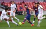 TRỰC TIẾP Barcelona 1-1 Real Madrid: Thế trận giằng co