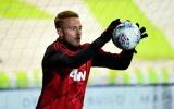 Sao trẻ Man Utd chỉ ra sự thật đằng sau cuộc cạnh tranh giữa Henderson và De Gea
