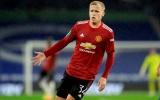 Thay đổi đội hình, Solskjaer mang đến cơ hội cho Van de Beek
