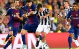 TRỰC TIẾP Juventus vs Barcelona: Long tranh hổ đấu