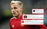 CĐV Man Utd: 'Cậu ấy đá tốt hơn cả Fred và Pogba, Ole hãy trao suất đá chính!'