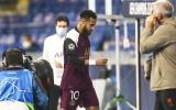 Neymar tập tễnh rời sân, PSG giành chiến thắng trong thấp thỏm