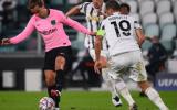 TRỰC TIẾP Juventus 0-1 Barcelona (H2): Chủ nhà dâng cao đội hình