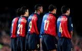 Xếp hạng các cầu thủ mặc áo số 9 ở Barcelona 25 năm qua: Ronaldo về 3