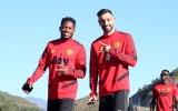 Bộ ba Man Utd 'chiếm hết sóng' trên MXH, NHM tỏ rõ sự phấn khích