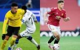 Daniel James giải hạn, Jadon Sancho 'gửi thông điệp đanh thép' đến Man Utd