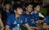 Fan Chelsea TP.HCM thức xuyên đêm, tiếp lửa đội nhà trận gặp Tottenham Hotspur