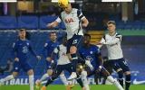 TRỰC TIẾP Chelsea 0-0 Tottenham (Hết H1): Thế trận cân não