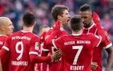 Sau vòng 19 Bundesliga: Cuộc chơi của Hùm xám