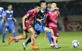 Minh Tuấn rực sáng, Than Quảng Ninh dễ dàng đánh bại Sài Gòn FC