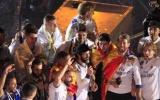 Isco xúc phạm, đòi Pique cúi chào tân vương La Liga
