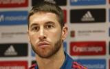 Sergio Ramos: 'Tôi muốn ra khỏi đây, buổi họp báo này như một đám tang'