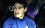 James Rodriguez vỡ mộng tại Real Madrid vì lười biếng