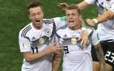 Kroos hé lộ trao đổi thú vị với Reus trước khi sút tung lưới Thụy Điển