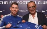 NÓNG: Maurizio Sarri chính thức lên tiếng về 3 thương vụ Hazard, Courtois và Willian