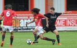 Tahith Chong - tài năng trẻ tóc xù đang gây 'sốt' của Man Utd là ai?