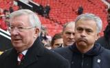 Dùng bài của Sir Alex, Mourinho đã dẹp loạn thành công