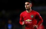 Cựu HLV Brugge: 'Cầu thủ Man Utd đó khó được đá chính ở CLB chúng tôi'