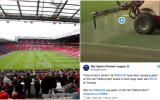 Man Utd đã rải tỏi tại Old Trafford được bao lâu và tác dụng chính là gì?
