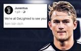 Bạn đã hiểu vì sao Juventus chiêu mộ De Ligt?