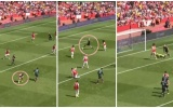 'Tình huống phòng ngự kinh khủng của Arsenal'