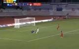 SỐC! Kepa 'lởm' gây họa, giúp U22 Myanmar trở lại sau 55 giây