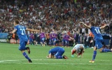 Nhìn lại những khoảnh khắc khiến tuyển Anh phải 'độn thổ' (Phần 2)
