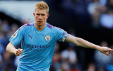 Tiền vệ chạm bóng nhiều nhất Premier League: Man City vô đối!