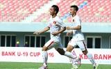 Chung kết U19 KBZ Bank Cup 2016: U19 Việt Nam lên ngôi vô địch