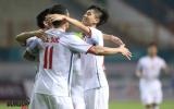 """Song Đức """"nổ súng"""", U23 Việt Nam chính thức vào vòng knock-out ASIAD 2018"""