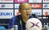 HLV Park Hang-seo: 'Chúng tôi vẫn còn cơ hội giành ngôi nhất bảng A'