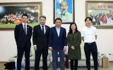HLV Toshiya Miura bất ngờ làm việc với VFF
